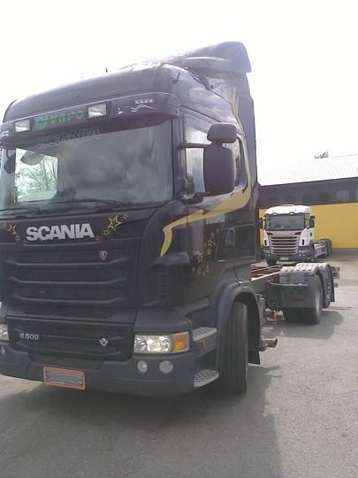 Scania R 500 - 2010