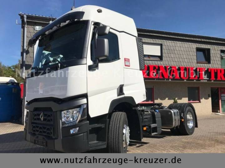 Renault T 440 4x2 Kipp-u002FSchubb.Hydraulik-Miete mögl. - 2018