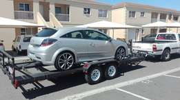 Flatbed Car Transport - Towing Service - Breakdown Service