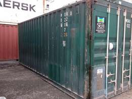 22 container