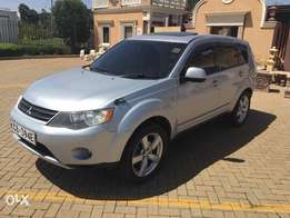 Mitsubishi Outlander (trade in accepted)