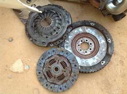 NP200 dci 1.5 clutch plate, pressure plate and flywheel
