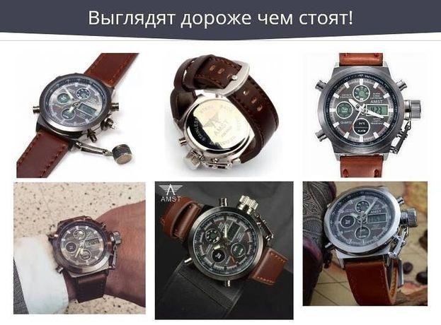 ca5ad7d4074d Оригинал! Мужские часы AMST/АМСТ Гарантия: 599 грн. - Наручные часы ...