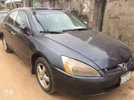 A Honda Accord eod affordable but no battery Used