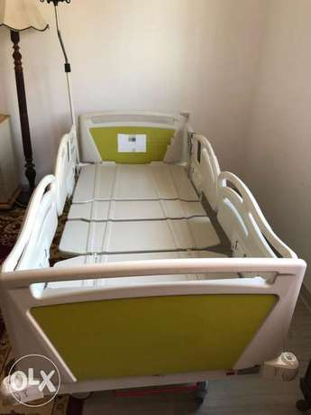 medical bed with remote-kd400 سرير طبي مع ريموت سلوى -  2