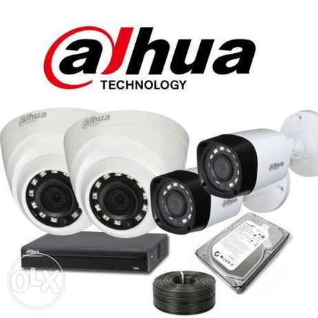 Dahua technology camera
