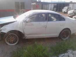 jetta 5 stripping for spares A/T DSG