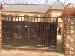 2 Bedroom fully tiles and furnished Duplex ensuit at OLUYOLE EXTENSIO
