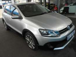 2012 VW Cross Polo 1.6 For Sale For R144999