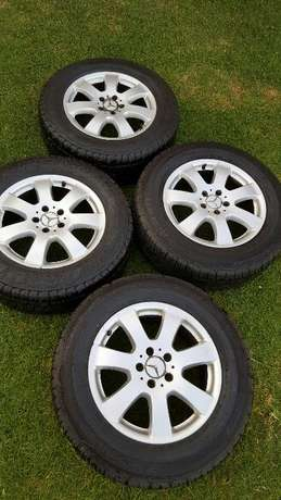 Mercedes Benz ML 350 Mags and tyres Dundee - image 6