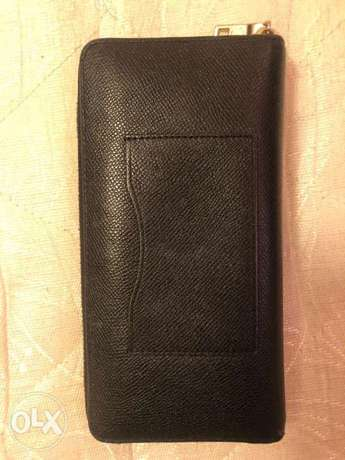 Coach wallet Black Unisex Good condition NEGOTIABLE الرياض -  2