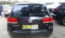 Volkswagen Touareg Diesel 2500cc leather fully loaded