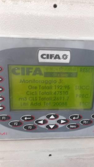 Cifa Pompa - 2007