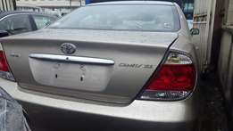 Toyota camry xle 2005 model