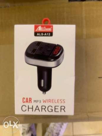 Car Bluetooth & Charger