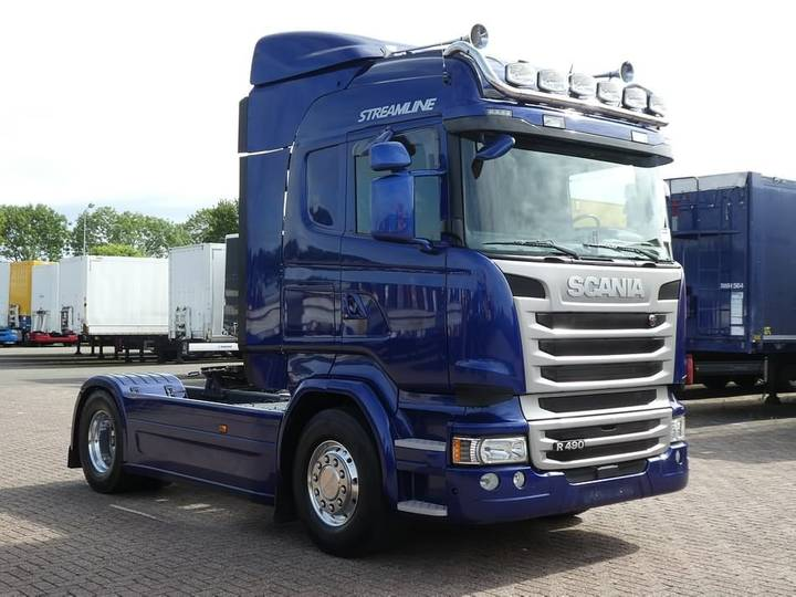 Scania R490 highline,alu rims - 2015 - image 2
