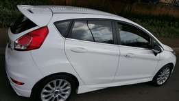 Ford Fiesta Ecoboost(1.0) Ambient 5Dr