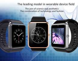 Brand New Android SmartWatch With Camera, SIM and Memory Card Slot