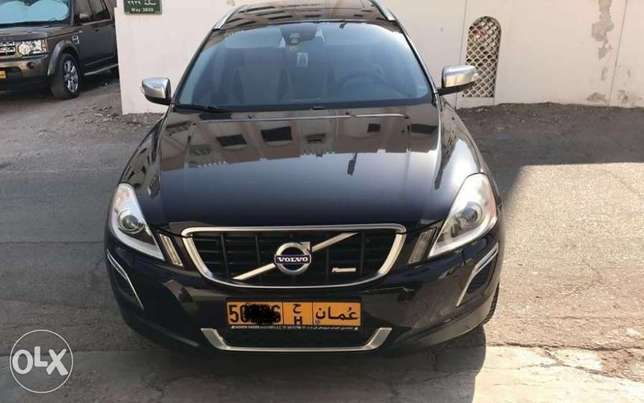 Volvo X60 Oman car for sale