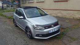 Vw polo 6 gti dsg 2012 for sale
