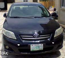 Distress Sales!!! Clean Registered Toyota Corolla 2008 Model