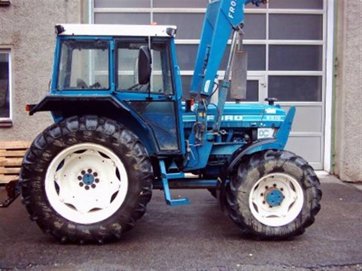 Ford 6610 A - 1985