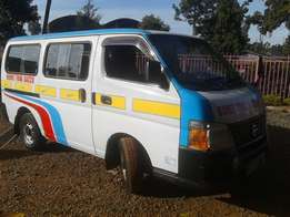 Nissan caravan E25 in Splendid condition!!