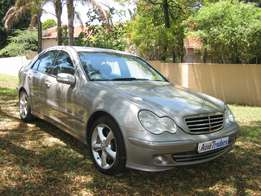2004 Mercedes Benz C200K Avantgarde 6 Sp Manual