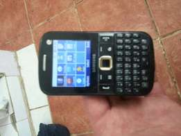 Samsung chat for sale R300
