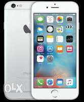 iPhone 6 Plus (Silver) (128GB) Mint Condition