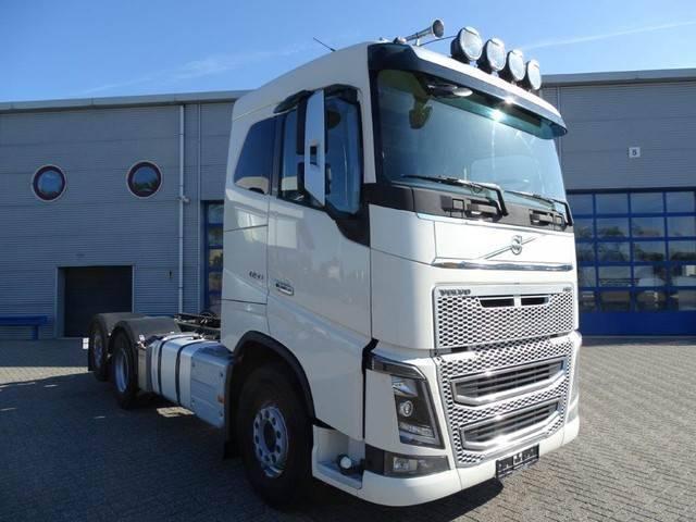 Volvo Fh16-650 / Lowroof / Automatic / Retarder / Hub-re - 2015