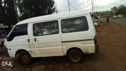 nissan vennet/mazda bongo in excellent condition