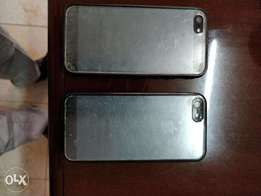 Two used Iphone 5 for sale