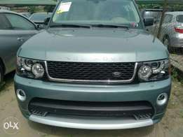 2009 Tokunbo Range Rover sport upgraded to 2013 For sale
