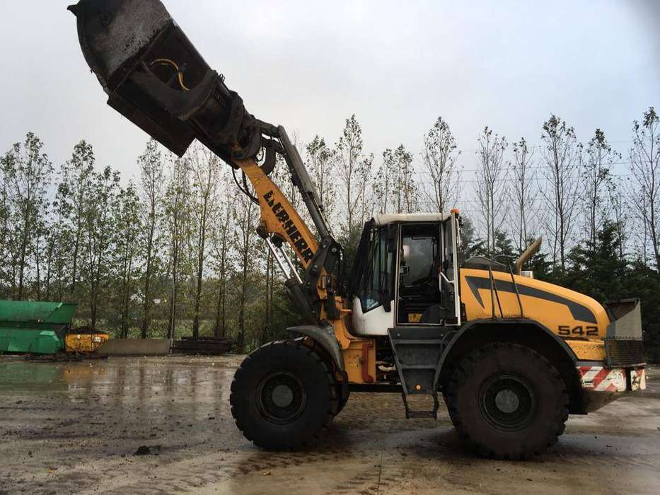 Liebherr 542 Base Loader (1464) - 2014