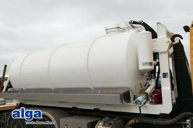 alga NEU, 13.500 ltr. mit Pumpe,Saug/Druckaufbau - 2019