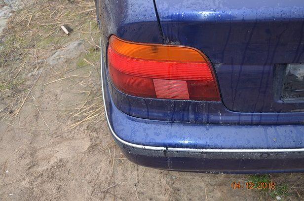 Lampy Tylne Bmw E39 Europa Krasnystaw Olxpl