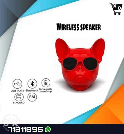 Wireless speaker 1$(2,000) L.L