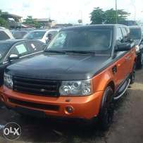 Land Rover Range rover 2007 Direct tokunbo