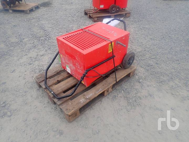 Thermobile Dryer - 2010 - image 2