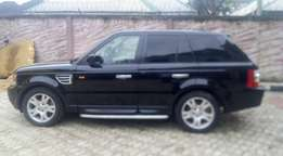 Very Neat and from a direct source Range rover for urgent sale call me