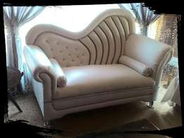 New Chaise lounge couch