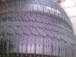 265/70/R16 on special for sale tyres in a good condition