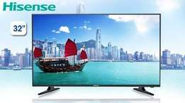 Sealed 32 inch hisense tv digital