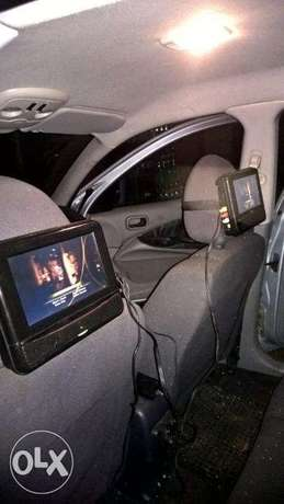 Detachable and universal head rest car DVD player Yaba - image 4