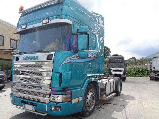 Scania R 164 580 TOP LINE - 2000