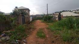 Half Plot of Land For Sale in Ita Ona Erunwen Ikorodu