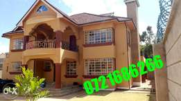 New modern 6 bedroom all ensuite house for sale in kahawa sukari