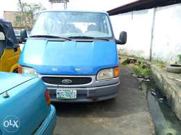 Registers ford transit