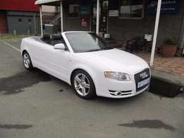 2007 Audi A4 2.0T Cabriolet LOW KM!! LIKE NEW!!